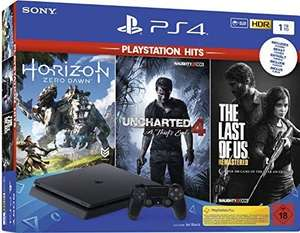 [Prime] PS4 Slim 1TB + 3 games + controller @Amazon.de