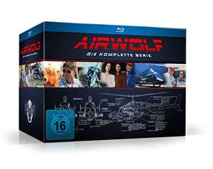 Airwolf - Complete Serie (Blu-ray) @ Amazon.de