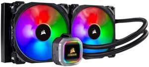 [Prime] CORSAIR H115i RGB PLATINUM AIO Liquid CPU Cooler,