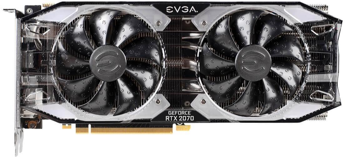 EVGA GeForce RTX 2070 XC 8GB