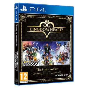 Prijsfout? Kingdom Hearts: The Story So Far PS4 @ Coolshop