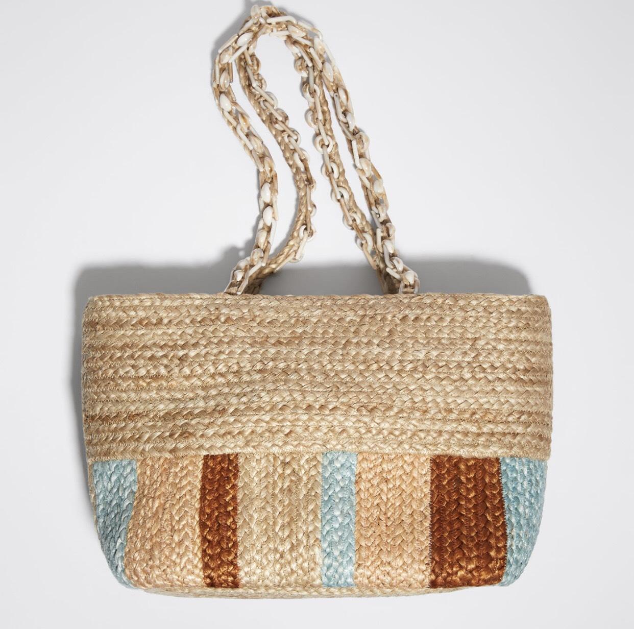 Diverse dames (zomer)tassen vanaf -50% korting online/winkel @ ZARA