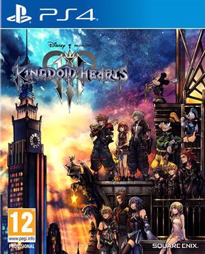 Kingdom Hearts III - PS4 / XBOX