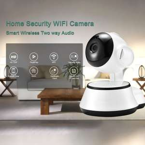 Xiaovv Q6S Smart 360° PTZ Panoramic 720P Wifi Baby Monitor
