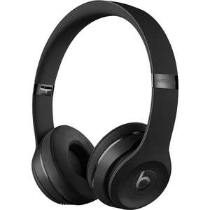 Beats Solo3 Wireless Matzwart @ Coolblue