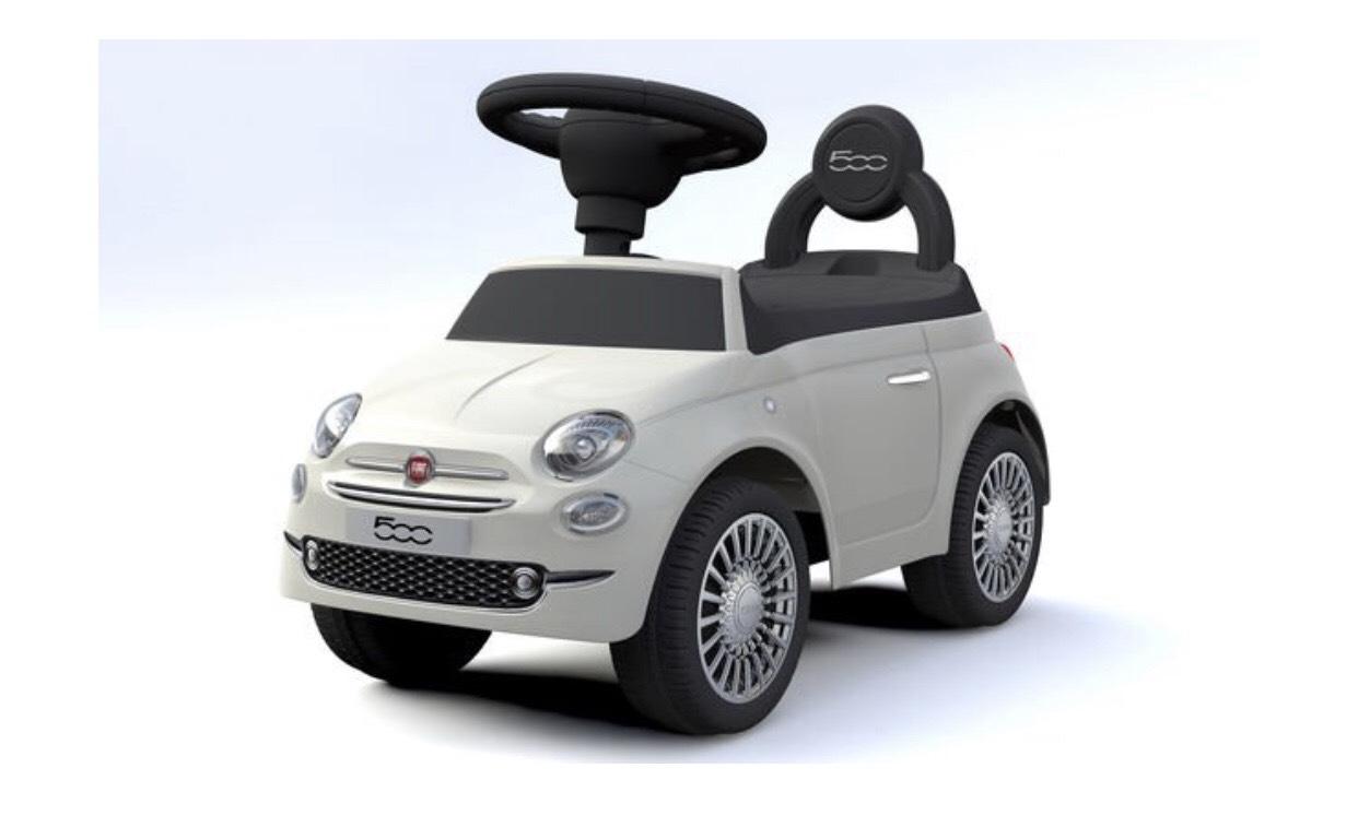 Cabino Loopauto Fiat 500 Wit €26.95 ipv €39.95 @ V&D online