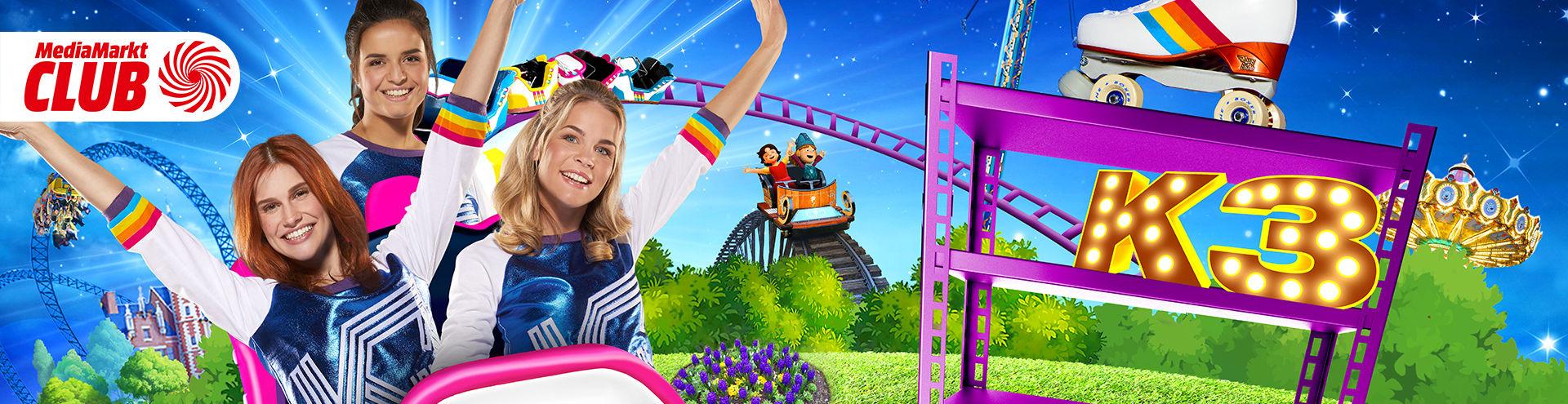 Plopsaland De Panne voor 15 euro (of 5 euro voor kinderen) op 22 september (via mediamarkt)