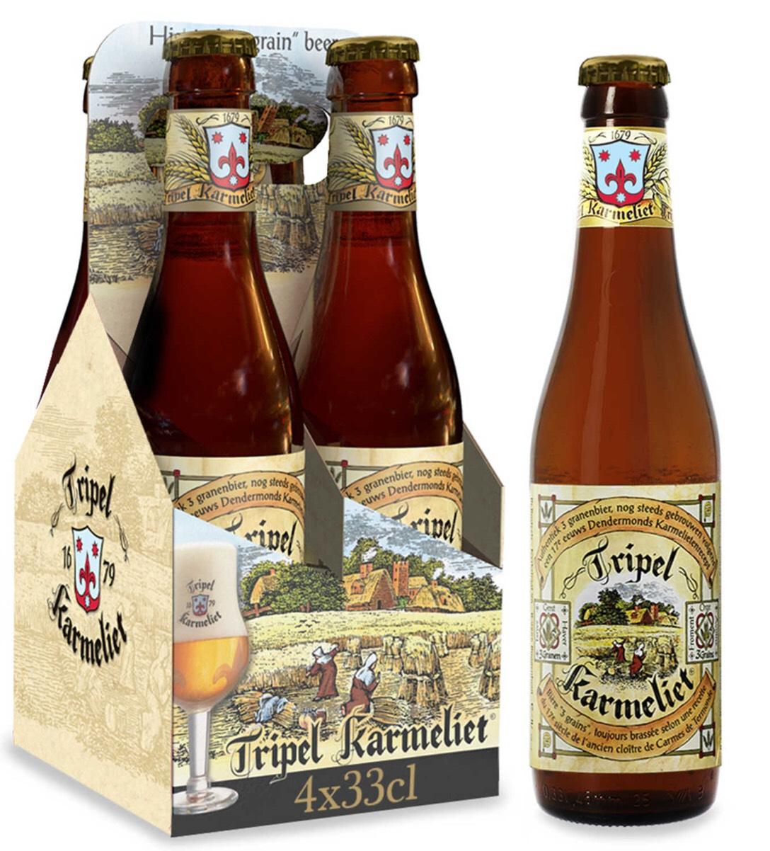3x 4-pack Karmeliet Tripel, Pauwel Kwak, Hertog Jan voor 10,-