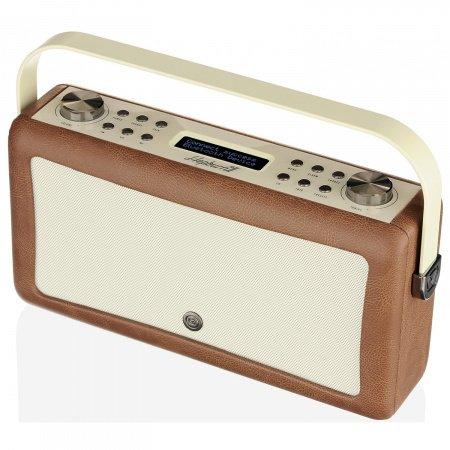 View Quest Hepburn Mk II draagbare DAB / DAB+ / FM radio @ Bax Shop