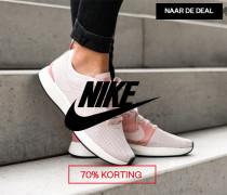 Nike dames en herenschoenen 70% korting, vanaf €23,99 @ Maison-lab