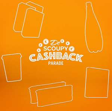 Nieuwe Cashback Parade vanaf 31 augustus @ Scoupy