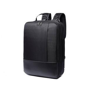 VEESUN laptoprugzak, 3-in-1 Basic zwart / blauw / grijs