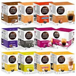 Dolce Gusto cups voor €3,49 @ Kaufland Duitsland (27 tot 29 aug.)