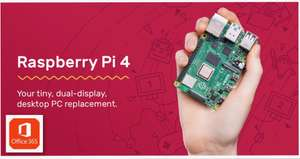 Raspberry Pi 4 Model B 1GB   + Gratis Office 365 @Otto.de