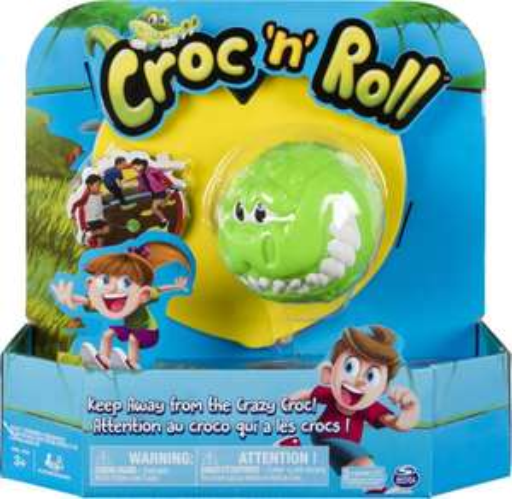 Croc 'N Roll Kinderspel @bol.com