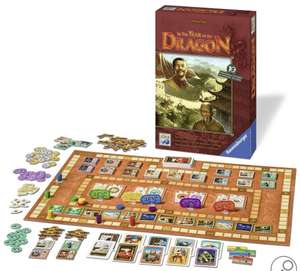 """In the Year of the Dragon: 10th Anniversary Edition"" bordspel voor €20,- @ bol.com (gratis verzending)"
