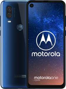 Motorola One Vision - 128 GB Dual-sim  @ Media Markt