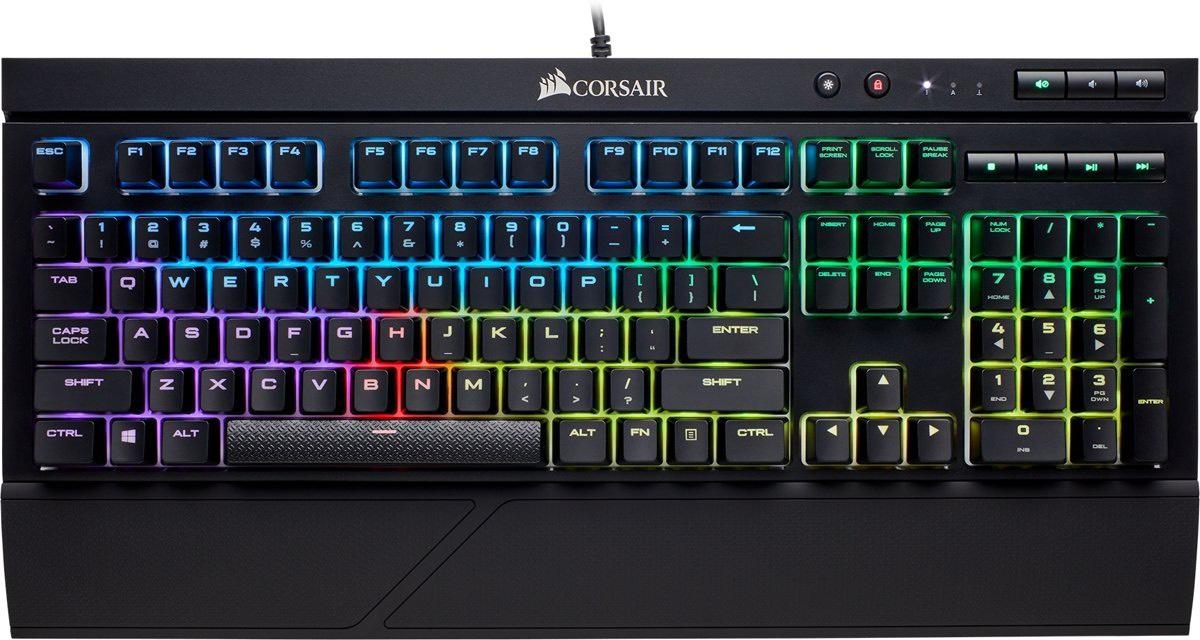 Corsair K68 RGB toetsenbord