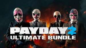 PAYDAY 2 Ultimate Bundle