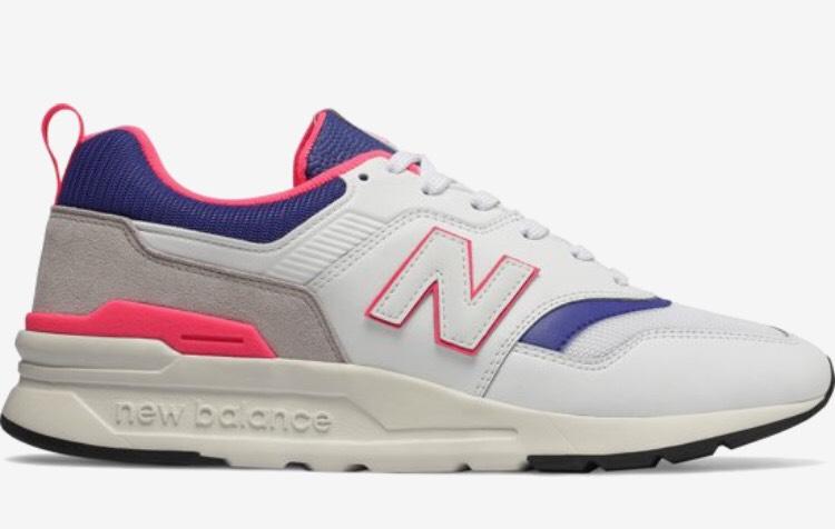 New Balance 997 sneaker was €94,99