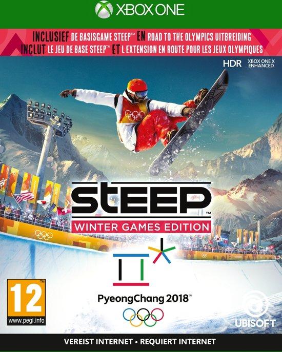 Steep: Winter Games Edition (Xbox One) @ Bol.com