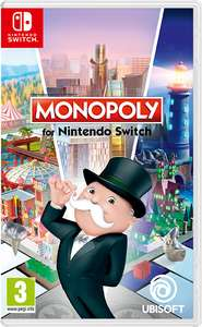 Monopoly voor Nintendo Switch [digitale download] @ Nintendo Eshop NL