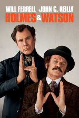 Apple iTunes film van de week: Holmes & Watson