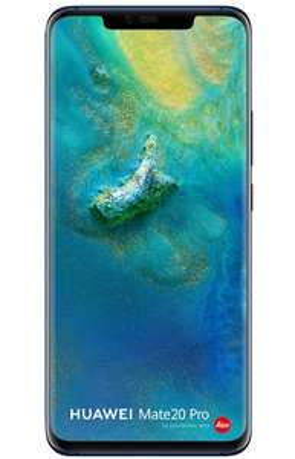 Huawei Mate 20 Pro 6GB/128GB blauw