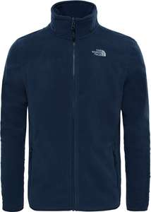 50% korting bij BOL. The North Face 100 Glacier Full Zip Vest Heren - Urban Navy / Urban Navy