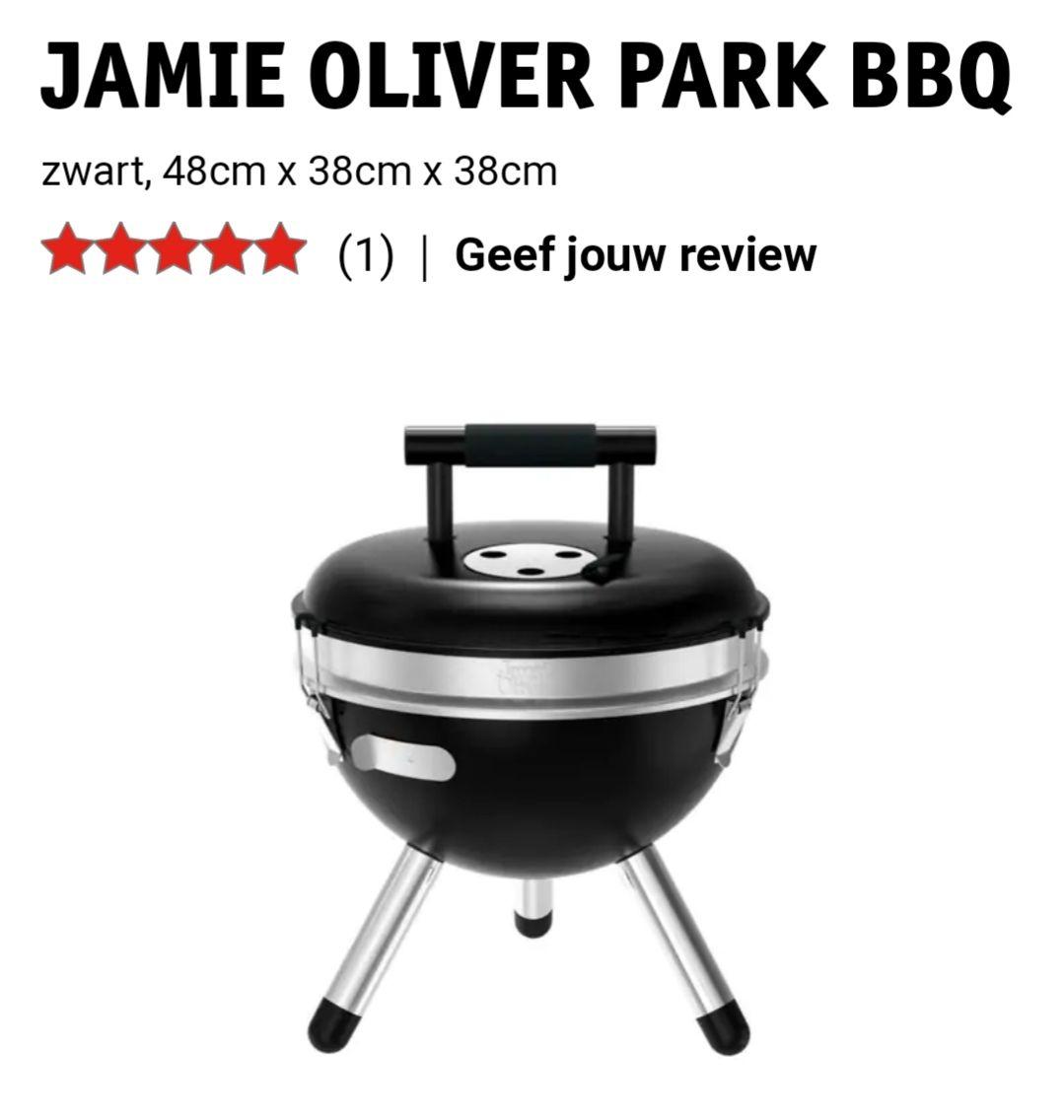 Jamie Oliver bbq's