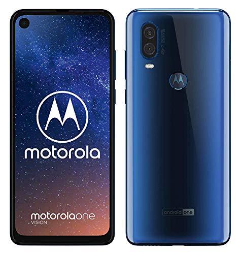 Motorola One Vision -Sapphire Gradient