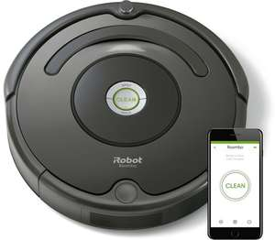 Bol.com iRobot Roomba 676 - Robotstofzuiger