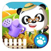 Dr Panda moestuin gratis