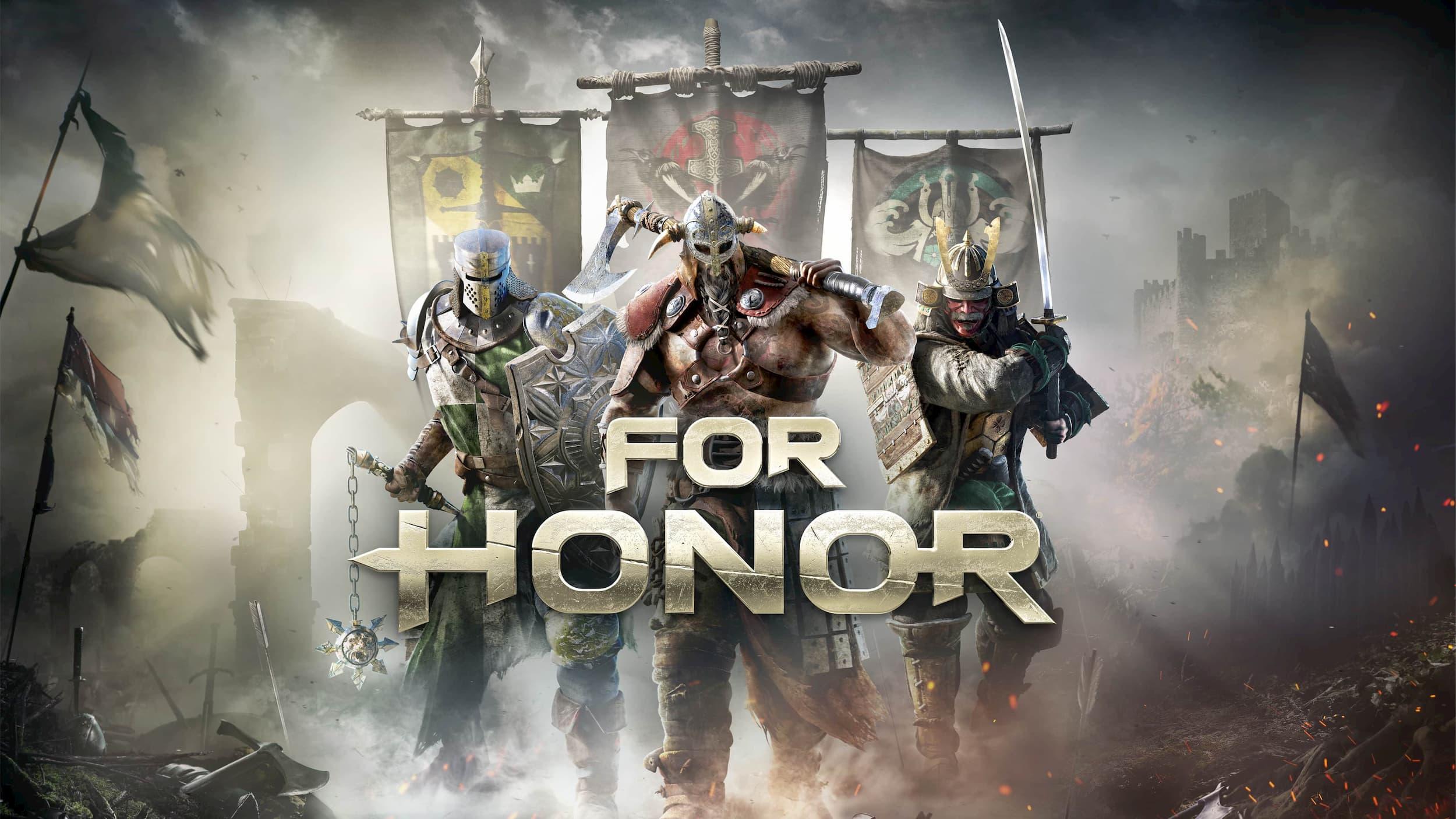 For Honor & Alan Wake gratis @epicgames.net
