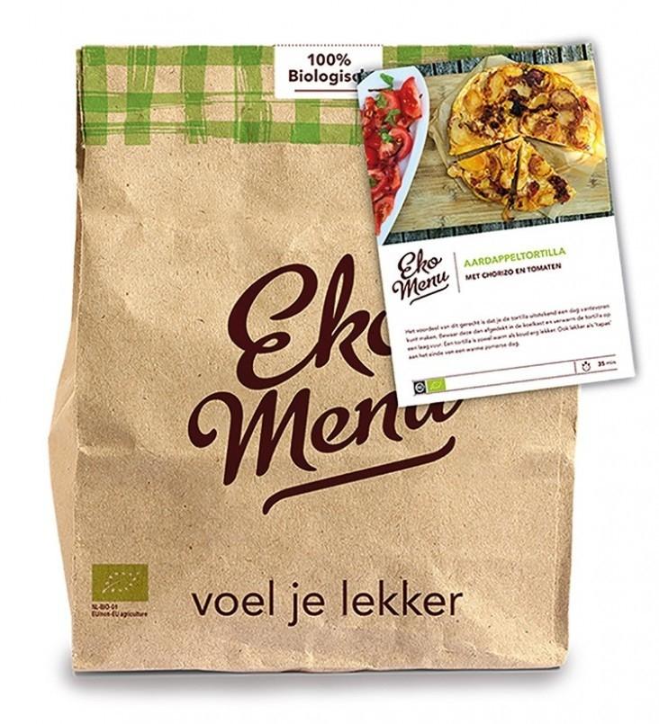 Ekoplaza Menu (2p.) €4,79 @ Groupon.nl