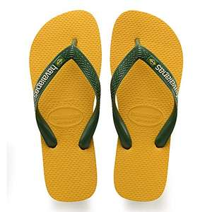 [Plus-product] Havaianas Brasil teenslippers - Banana Yellow @Amazon.de