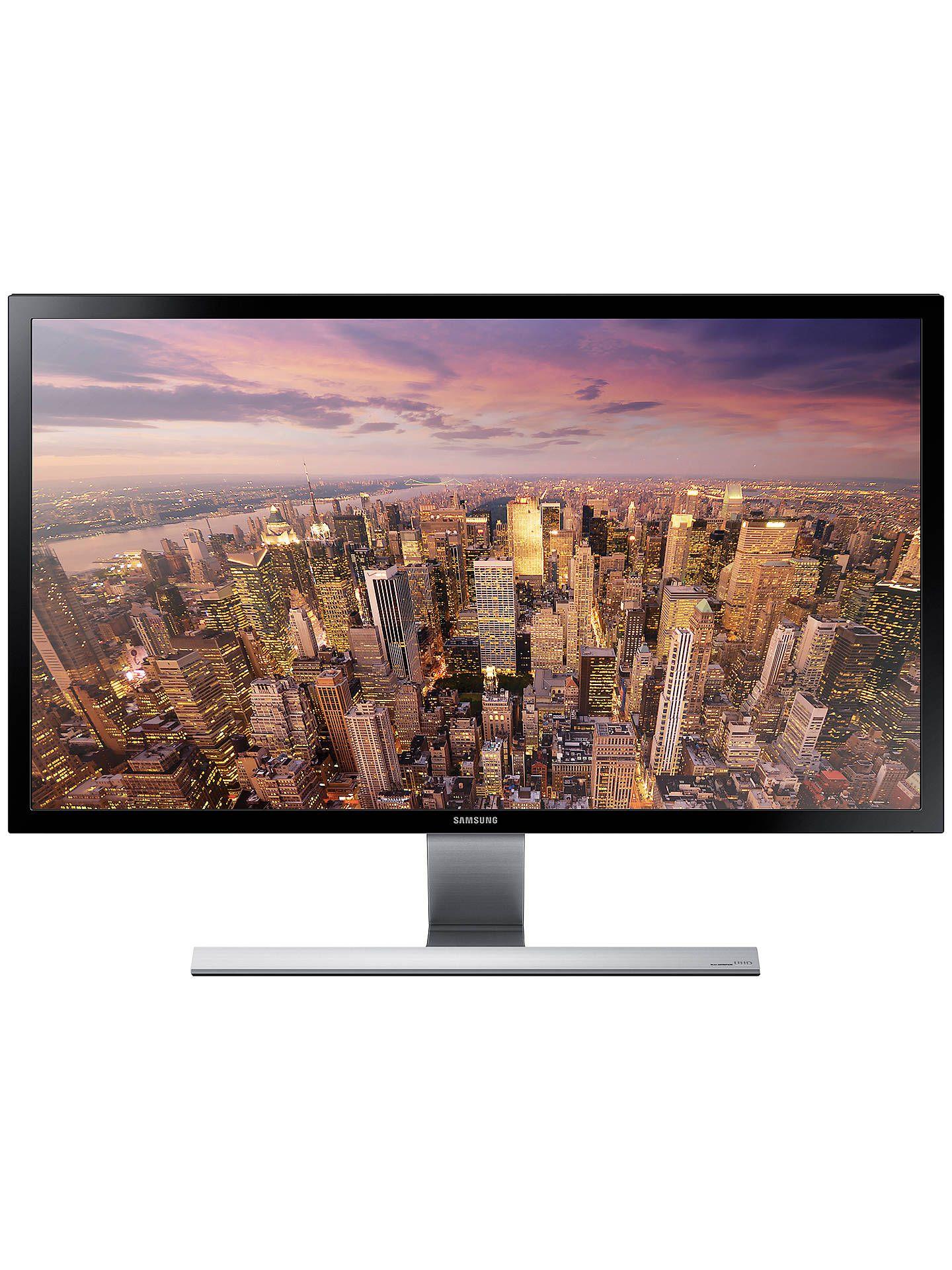 "[Grensdeal] Samsung LU28E590D 28"" 4k monitor"
