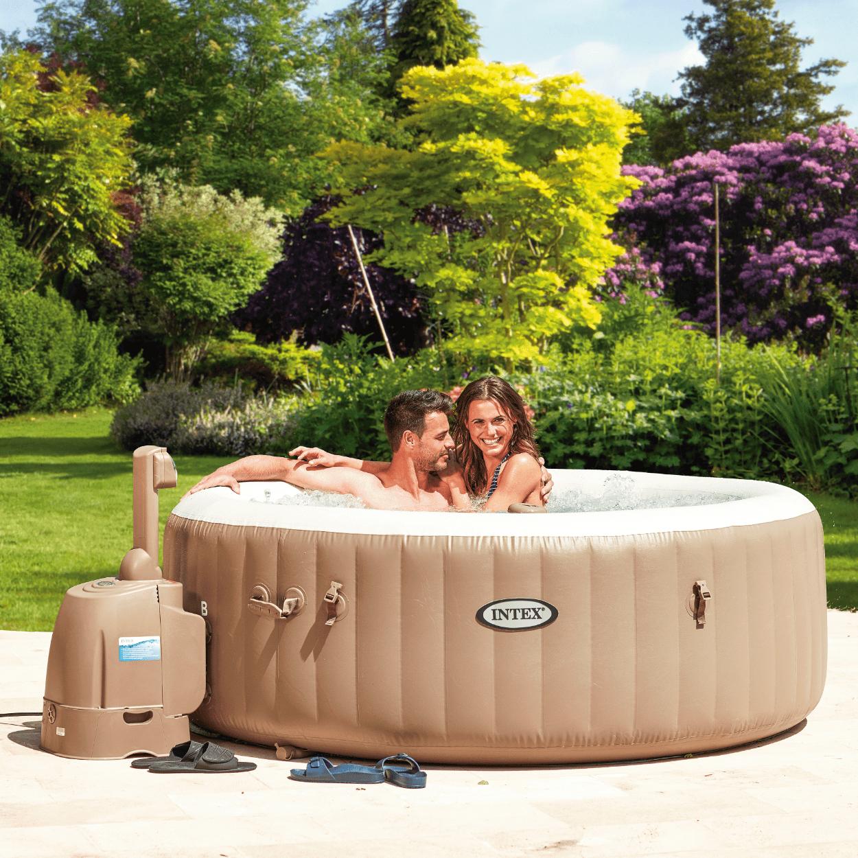 INTEX Pure Spa Bubble Therapy