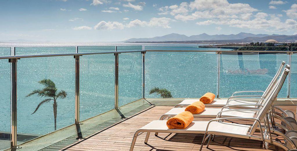 Hotel ***** Lanzarote voor 82 euro pp