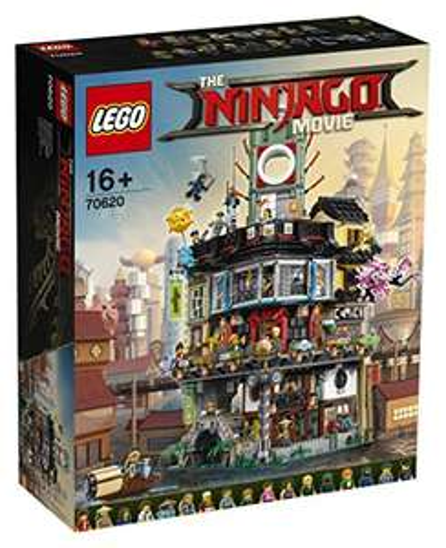 [Laagste prijs ooit] LEGO NINJAGO® City @ Amazon.es