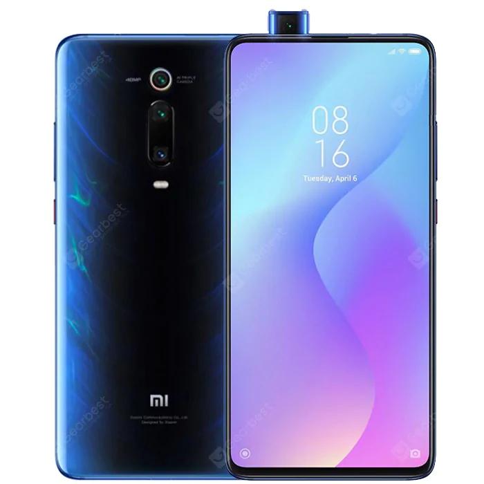 Xiaomi MI 9T 128Gb blauw/zwart Gearbest