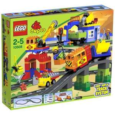 LEGO Duplo 10508 luxe treinset  voor €85 @ Bart Smit