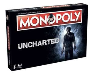 Monopoly Uncharted [EN] Bordspel @ Bol.com