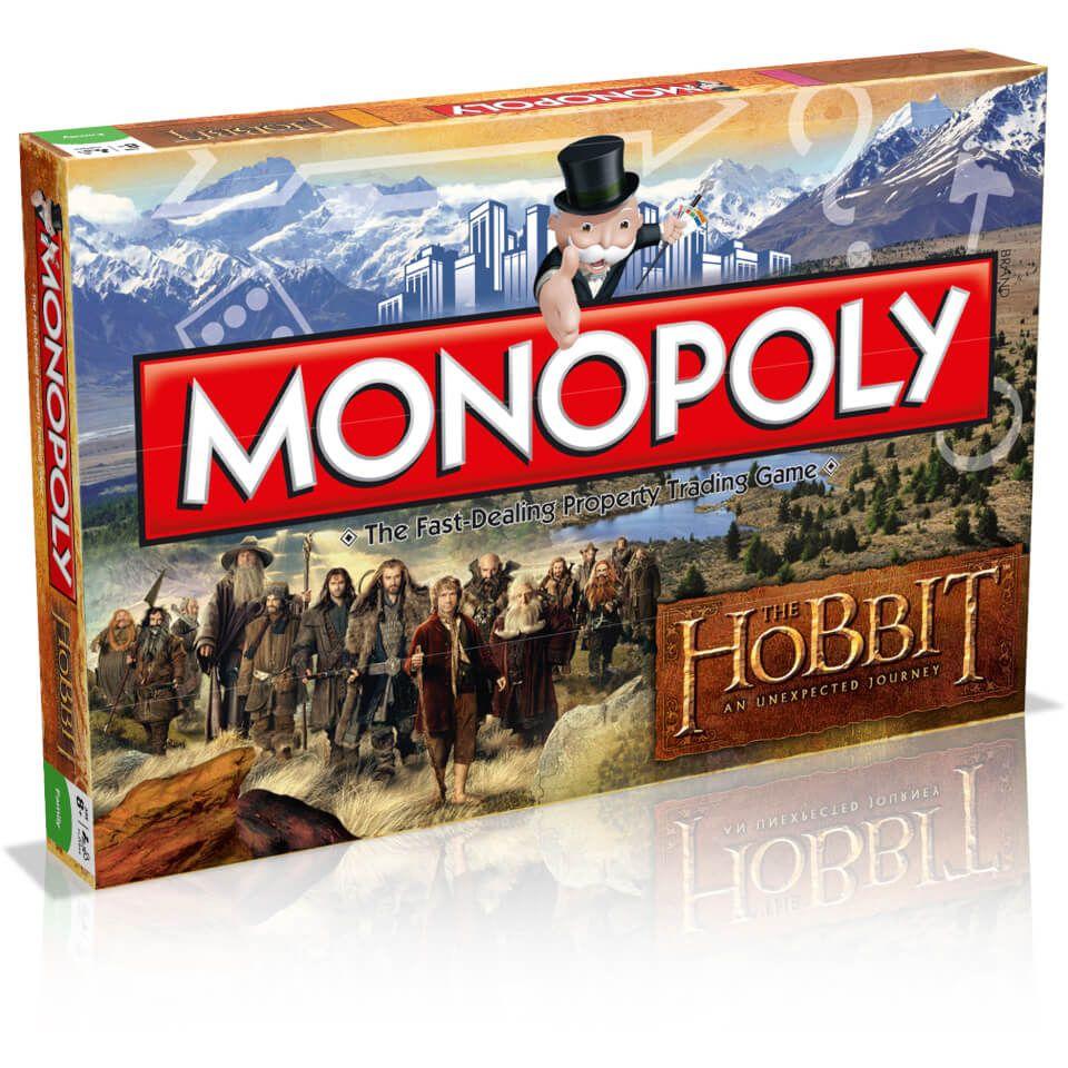 Monopoly aanbiedingen(Engels) @zavvi