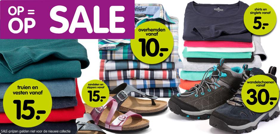 OP is OP sale - ANWB Webwinkel