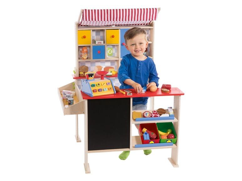 Playtive Junior houten speelwinkel