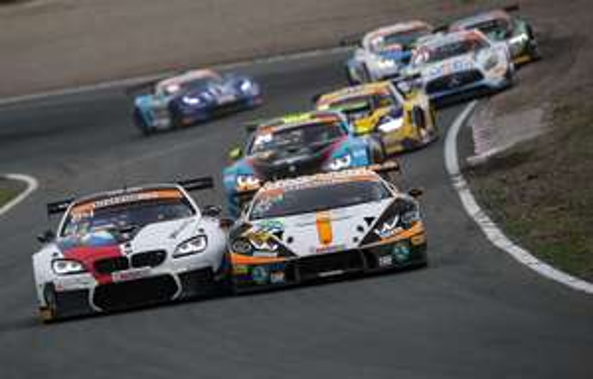 Gratis ADAC GT Masters ticket 10-11 Augustus @ Circuit Zandvoort