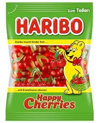 Probeer gratis Haribo Happy Cherries vanaf 5 augustus