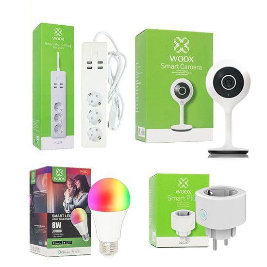 Woox R4444 (Smart Home pakket) @ 50Five