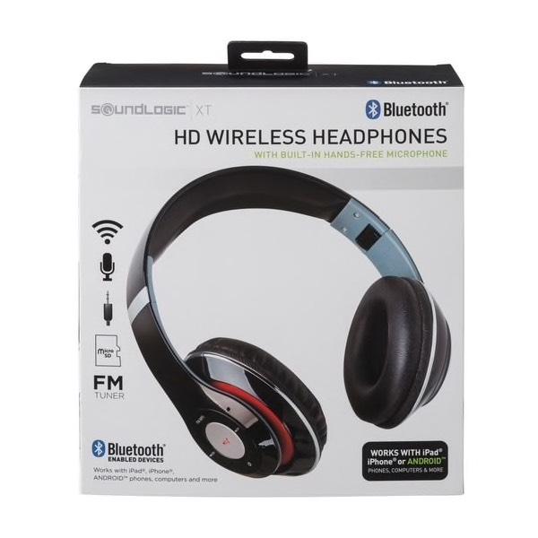 SoundLogic Draadloze HD-Koptelefoon